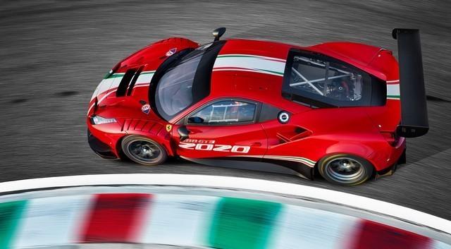 Van képünk hozzá (19.11.16.) –    Ferrari 488 GT3 EVO