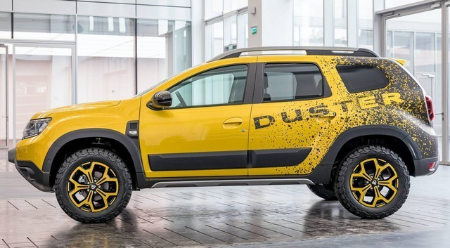 Van képünk hozzá (19.11.18.) –   Unique Dacia Duster