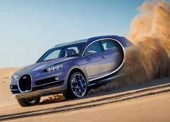 Van képünk hozzá (19.12.06.) –  Bugatti SUV